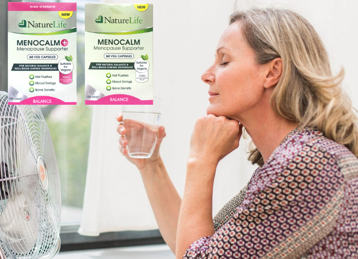 MenoCalm Menopause Supporter