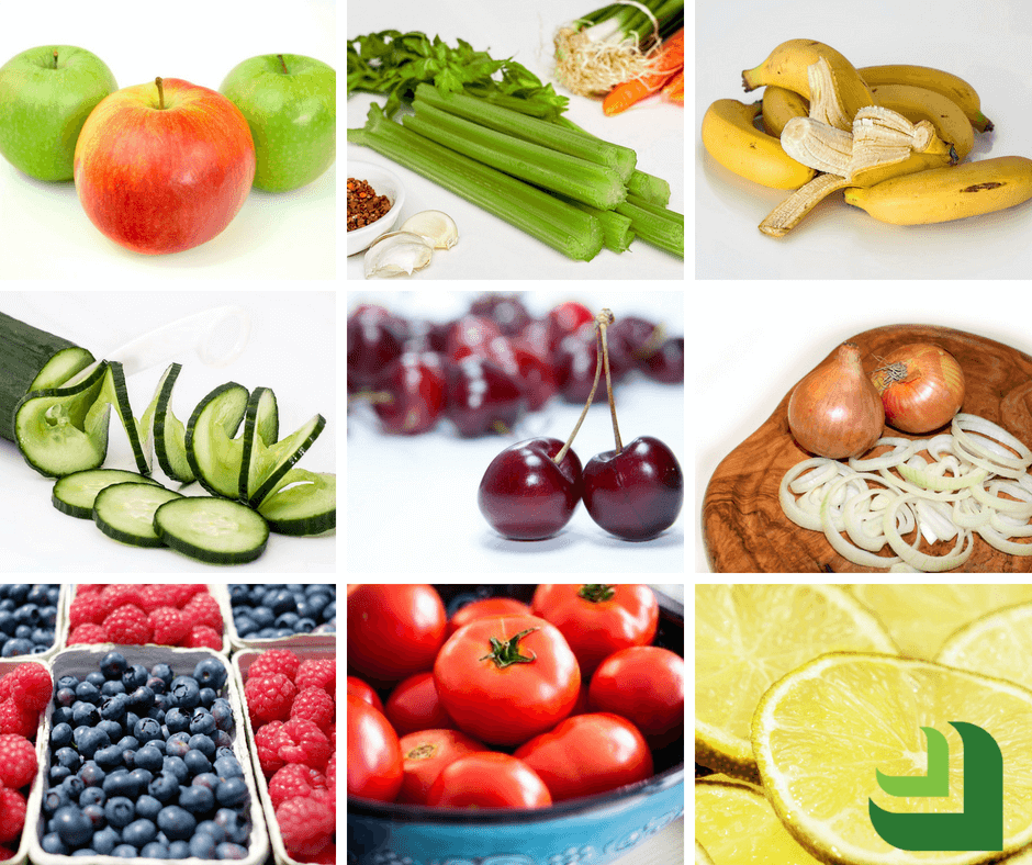 Gout friendly foods
