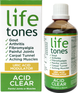 NatureLife Lifetones Acid Clear