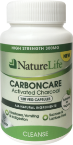 NatureLife CarbonCare Activated Charcoal Purifier