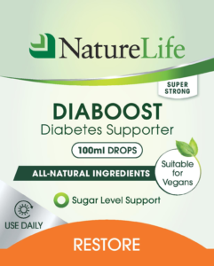 Diaboost Diabetic Support