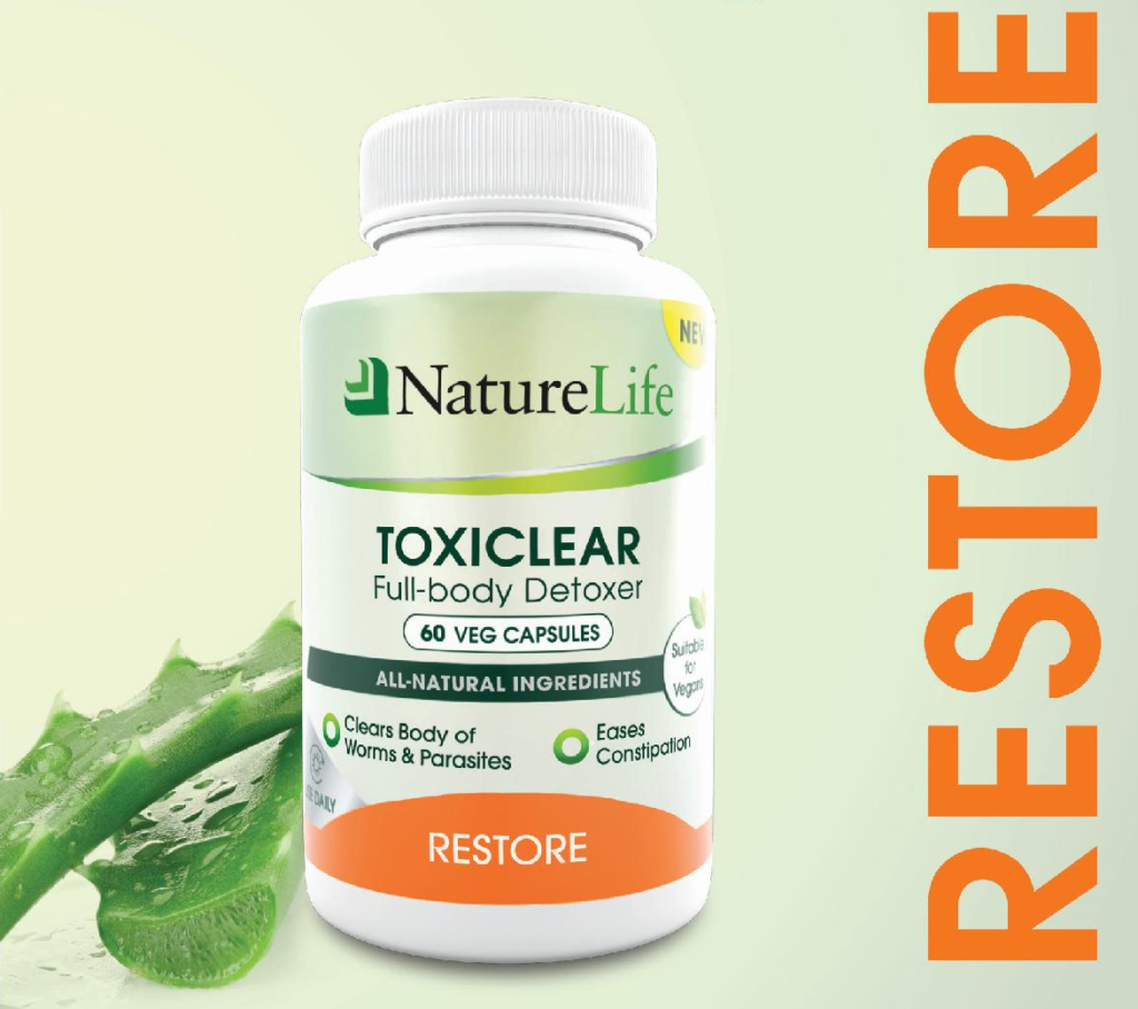 ToxiClear Restore product