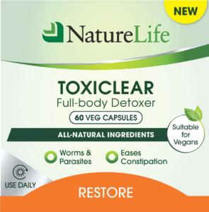 ToxiClear detoxifier