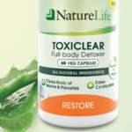 Toxiclear full body detoxer