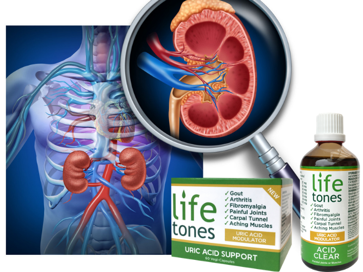 Kidney disease and Lifetones