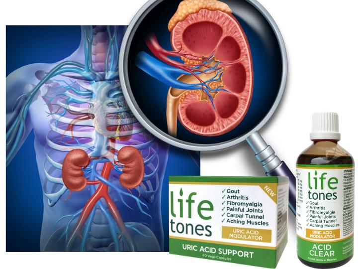 Kidney disease and Lifetones