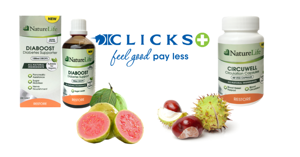Circuwell and Diaboost at Clicks