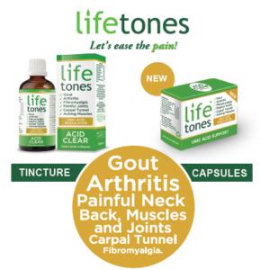 Lifetones in Liquid and Capsules