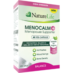 MenoCalm Plus menopause supporter