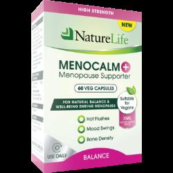 MenoCalm Plus menopause supporter