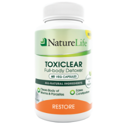 ToxiClear Detox Capsules