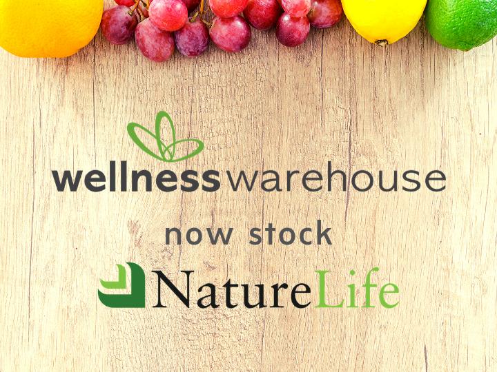 Naturelife SA at Wellness Warehouse