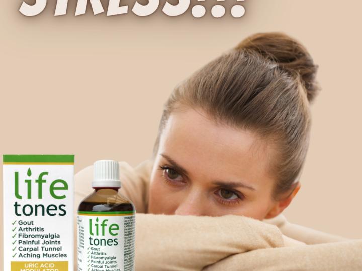 Stress and Lifetones